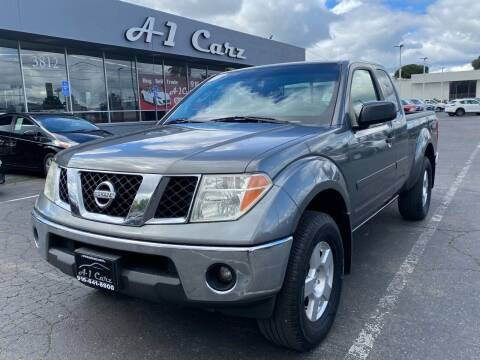 2008 Nissan Frontier for sale at A1 Carz, Inc in Sacramento CA