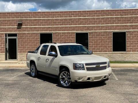 2010 Chevrolet Avalanche for sale at A To Z Autosports LLC in Madison WI