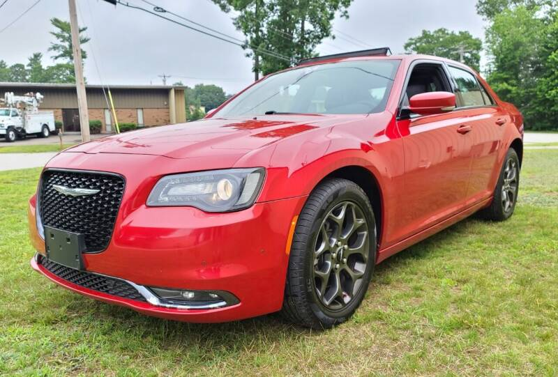 2015 Chrysler 300 for sale at MILFORD AUTO SALES INC in Hopedale MA