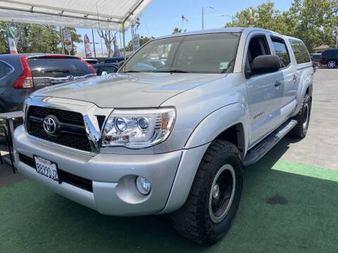 2011 Toyota Tacoma for sale at San Jose Auto Outlet in San Jose CA