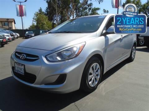 2017 Hyundai Accent for sale at Centre City Motors in Escondido CA