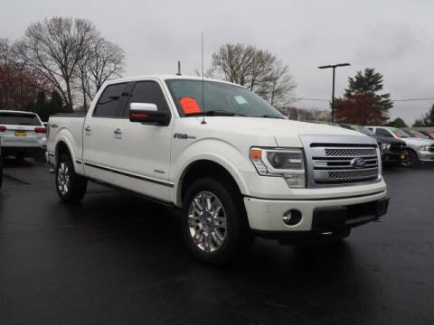 2013 Ford F-150 for sale at Buhler and Bitter Chrysler Jeep in Hazlet NJ