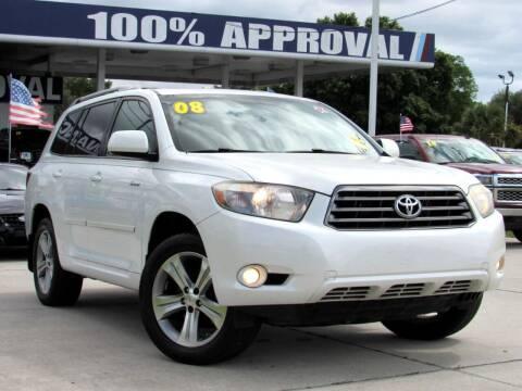2008 Toyota Highlander for sale at Orlando Auto Connect in Orlando FL