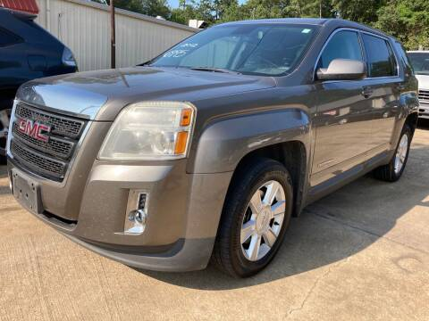 2012 GMC Terrain for sale at Peppard Autoplex in Nacogdoches TX