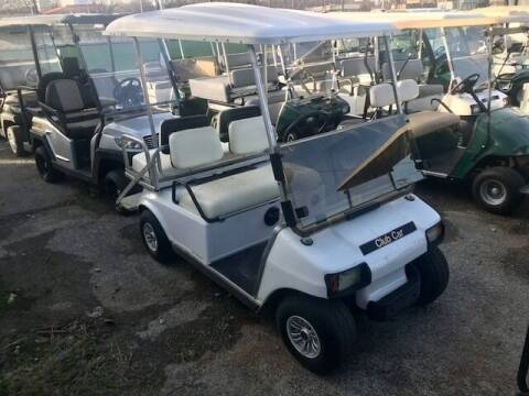 2005 Club Car DSE 4 Passenger Electric for sale at METRO GOLF CARS INC in Fort Worth TX