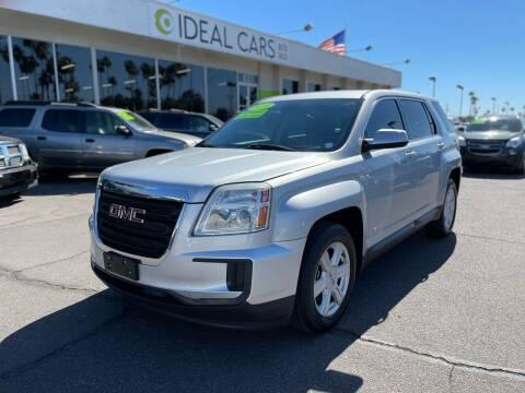 2016 GMC Terrain for sale at Ideal Cars Atlas in Mesa AZ