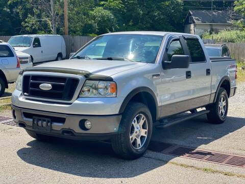 2007 Ford F-150 for sale at AMA Auto Sales LLC in Ringwood NJ