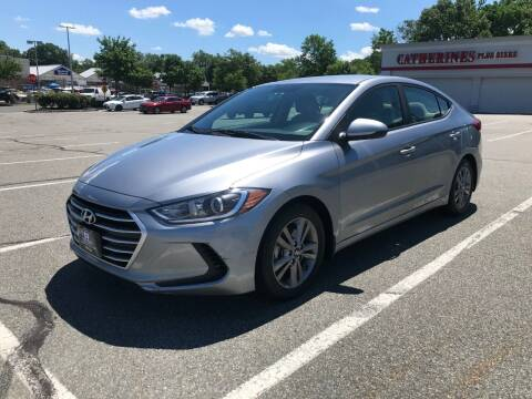 2017 Hyundai Elantra for sale at B&B Auto LLC in Union NJ