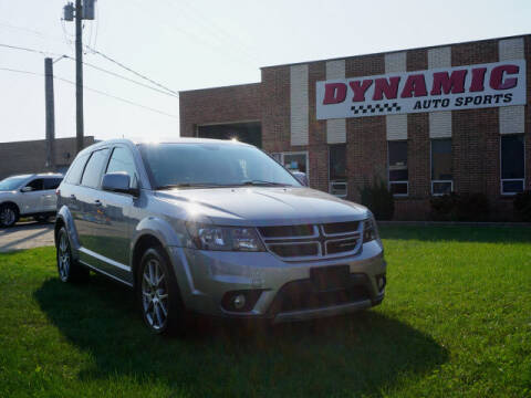 2015 Dodge Journey for sale at DYNAMIC AUTO SPORTS in Addison IL