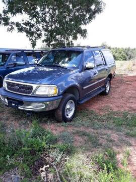 1999 Ford Expedition for sale at Lighthouse Truck and Auto LLC in Dillwyn VA