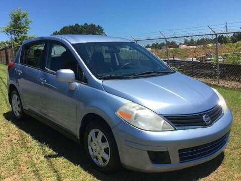 2012 Nissan Versa for sale at Atlanta United Motors in Buford GA