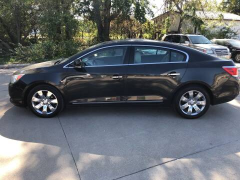 2011 Buick LaCrosse for sale at 6th Street Auto Sales in Marshalltown IA