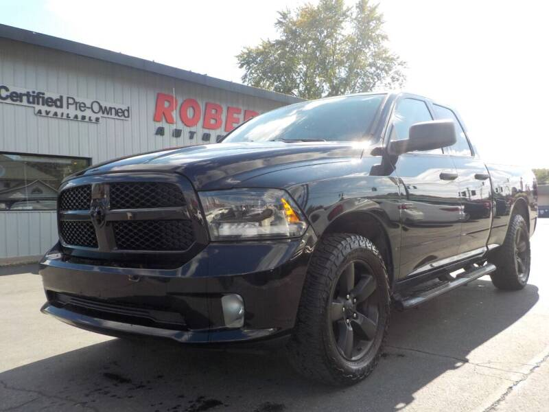 2015 RAM Ram Pickup 1500 for sale at Roberti Automotive in Kingston NY
