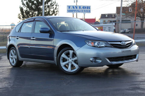 2011 Subaru Impreza for sale at Dan Paroby Auto Sales in Scranton PA