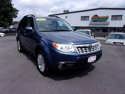 2011 Subaru Forester for sale at Dorman's Auto Center inc. in Pawtucket RI