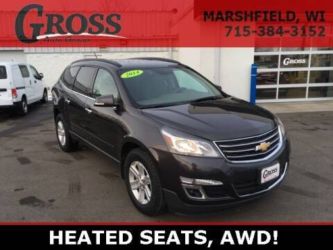 2014 Chevrolet Traverse for sale at Gross Motors of Marshfield in Marshfield WI
