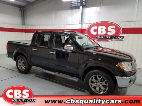 2014 Nissan Frontier for sale at CBS Quality Cars in Durham NC