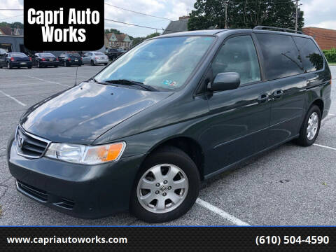 2004 Honda Odyssey for sale at Capri Auto Works in Allentown PA