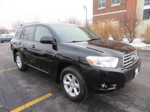 2010 Toyota Highlander for sale at Import Exchange in Mokena IL