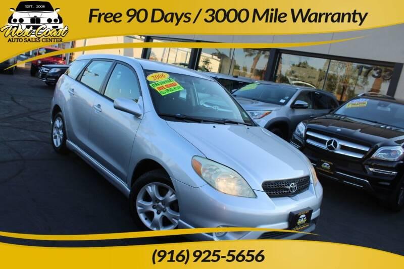 2006 Toyota Matrix for sale in Sacramento, CA