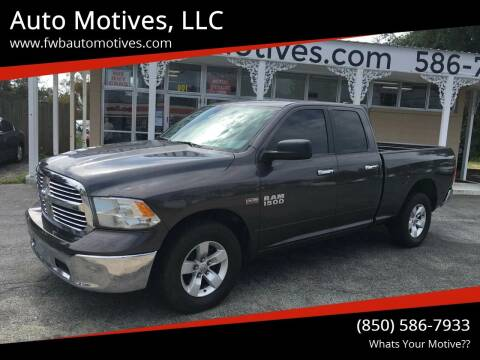 2014 RAM Ram Pickup 1500 for sale at Auto Motives, LLC in Fort Walton Beach FL