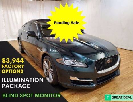 2017 Jaguar XJ for sale at Car Vision Buying Center in Norristown PA