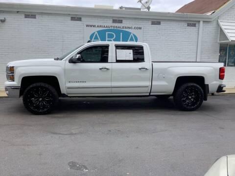 2014 Chevrolet Silverado 1500 for sale at ARIA AUTO SALES INC.COM in Raleigh NC