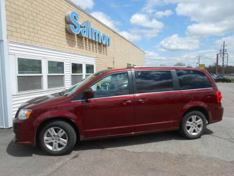 2019 Dodge Grand Caravan for sale at Salmon Automotive Inc. in Tracy MN