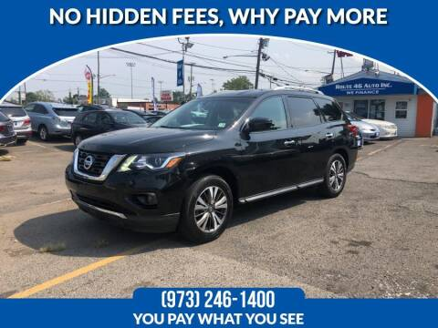 2017 Nissan Pathfinder for sale at Route 46 Auto Sales Inc in Lodi NJ