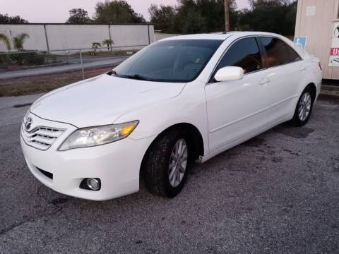 2010 Toyota Camry for sale at Royal Auto Mart in Tampa FL