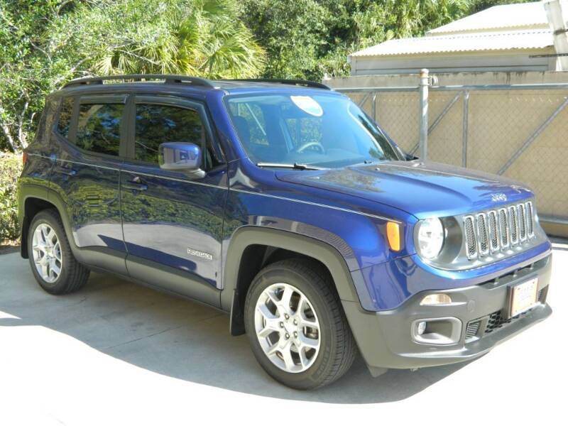 2018 Jeep Renegade for sale at Jeff's Auto Sales & Service in Port Charlotte FL