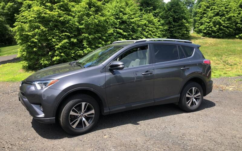 2016 Toyota RAV4 for sale at DON'S AUTO SALES & SERVICE in Belchertown MA