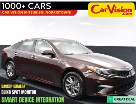 2019 Kia Optima for sale at Car Vision Buying Center in Norristown PA