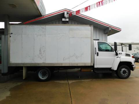 2006 Chevrolet C4500 for sale at Motorsports Unlimited in McAlester OK