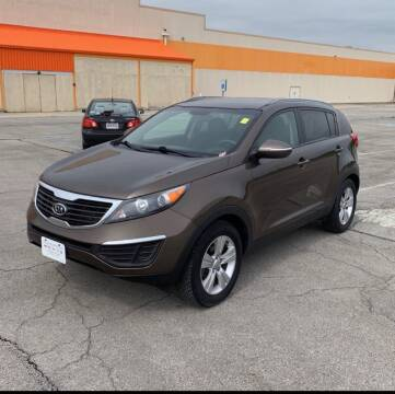 2011 Kia Sportage for sale at Or Best Offer Motorsports in Columbus OH