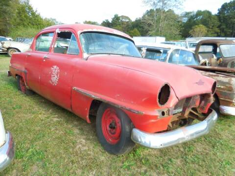1954 Plymouth 4-Door for sale at Classic Cars of South Carolina in Gray Court SC