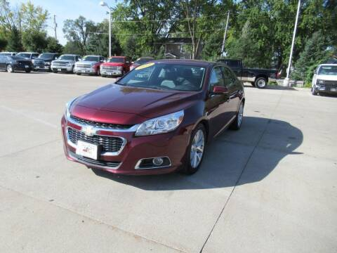 2016 Chevrolet Malibu Limited for sale at Aztec Motors in Des Moines IA