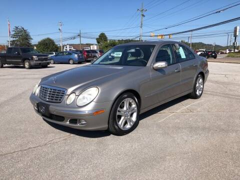 2006 Mercedes-Benz E-Class for sale at Carl's Auto Incorporated in Blountville TN