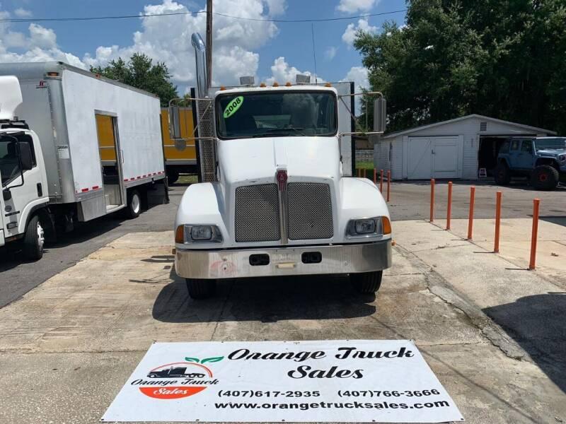 2008 Kenworth T300 for sale at Orange Truck Sales in Orlando FL