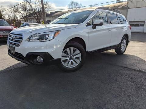 2017 Subaru Outback for sale at GAHANNA AUTO SALES in Gahanna OH