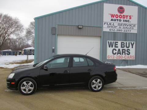 2008 Volkswagen Jetta for sale at Woody's Auto Sales Inc in Randolph MN