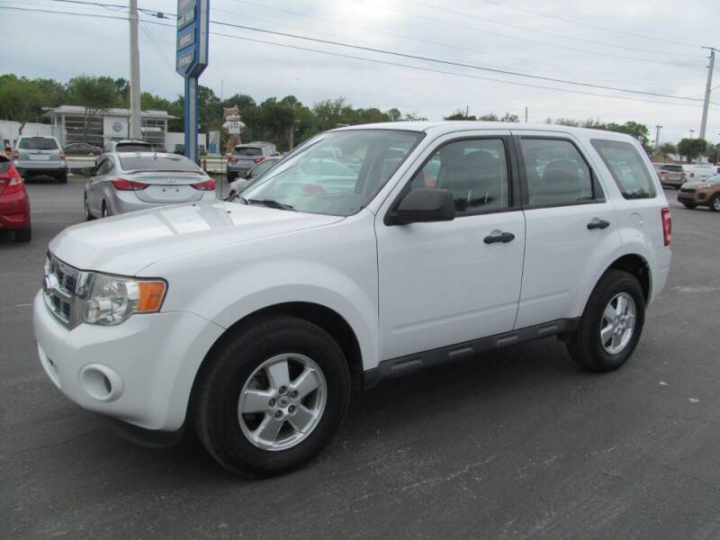 2011 Ford Escape for sale at Blue Book Cars in Sanford FL
