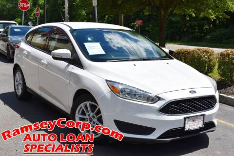 2017 Ford Focus for sale at Ramsey Corp. in West Milford NJ