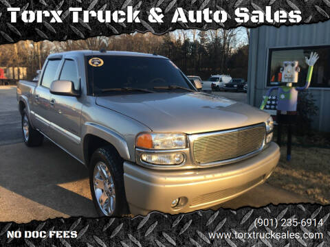 2005 GMC Sierra 1500 for sale at Torx Truck & Auto Sales in Eads TN