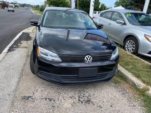 2014 Volkswagen Jetta for sale at NORTH CHICAGO MOTORS INC in North Chicago IL