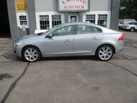 2012 Volvo S60 for sale at LAUZON'S AUTO TECH TOWING in Malone NY