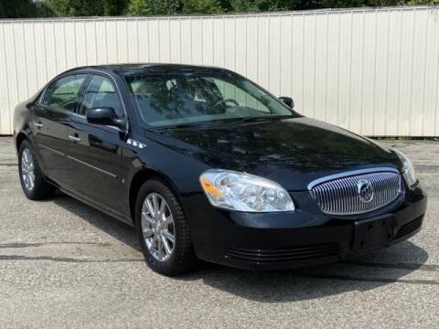 2009 Buick Lucerne for sale at Miller Auto Sales in Saint Louis MI