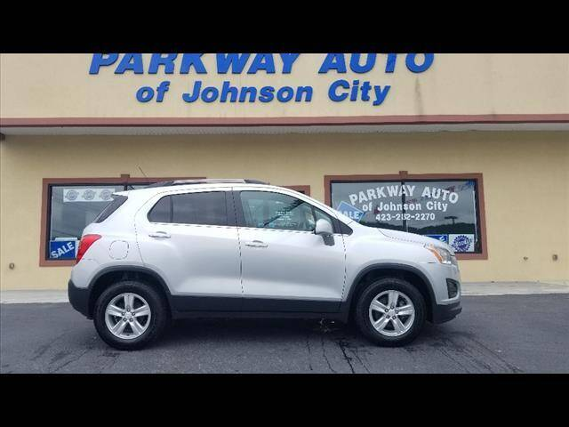 2016 Chevrolet Trax for sale at PARKWAY AUTO SALES OF BRISTOL - PARKWAY AUTO JOHNSON CITY in Johnson City TN