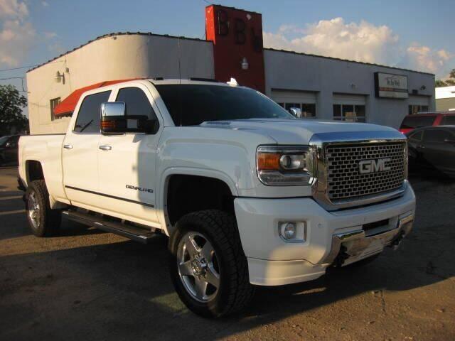 2015 GMC Sierra 2500HD for sale at Best Buy Wheels in Virginia Beach VA
