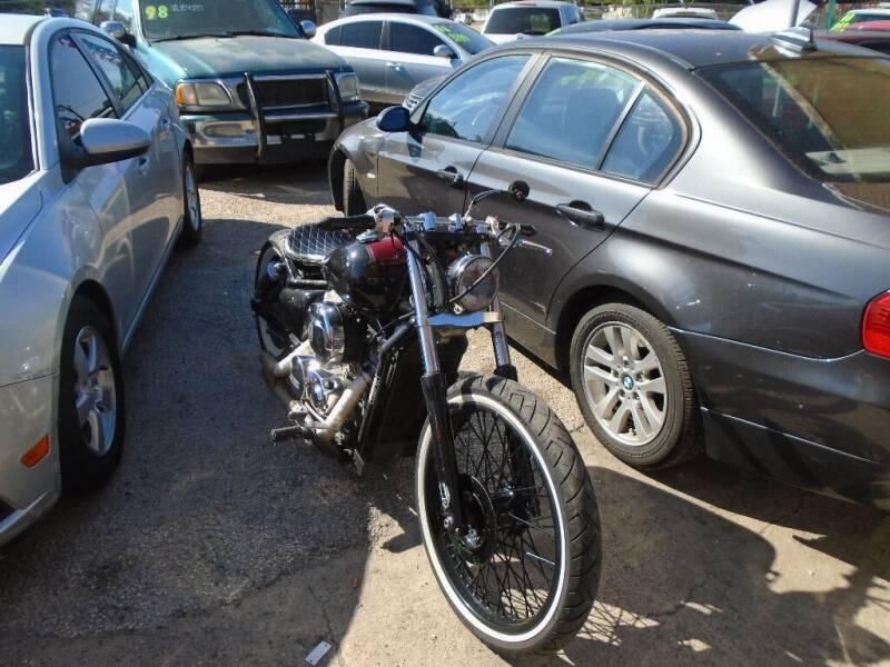 2007 Honda Shadow for sale at SCOTT HARRISON MOTOR CO in Houston TX